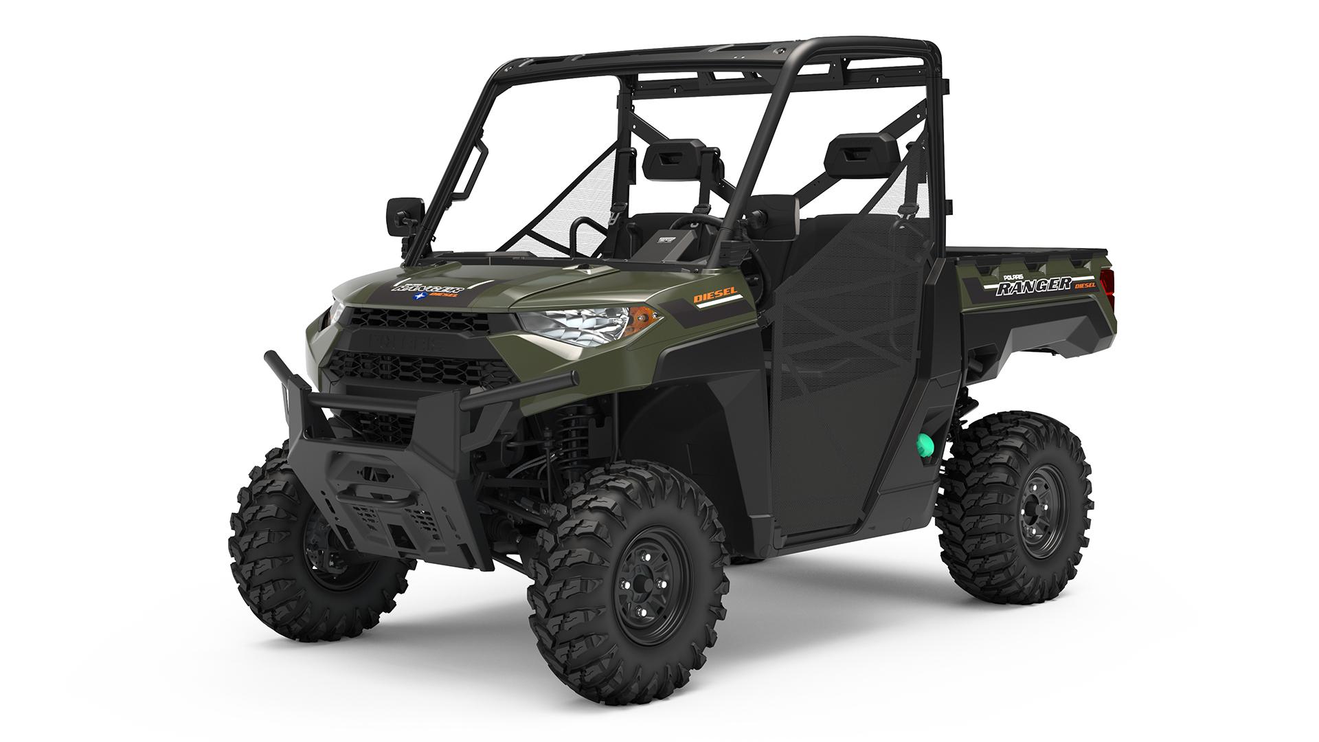 Ranger Diesel EPS
