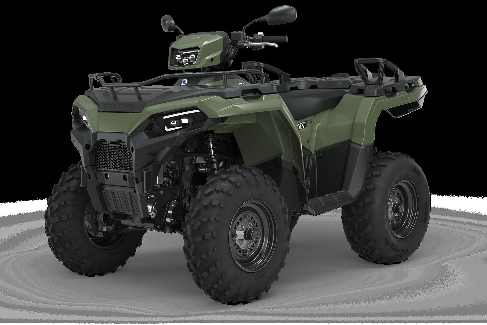 ATV SPORTSMAN 570 EPS 2021