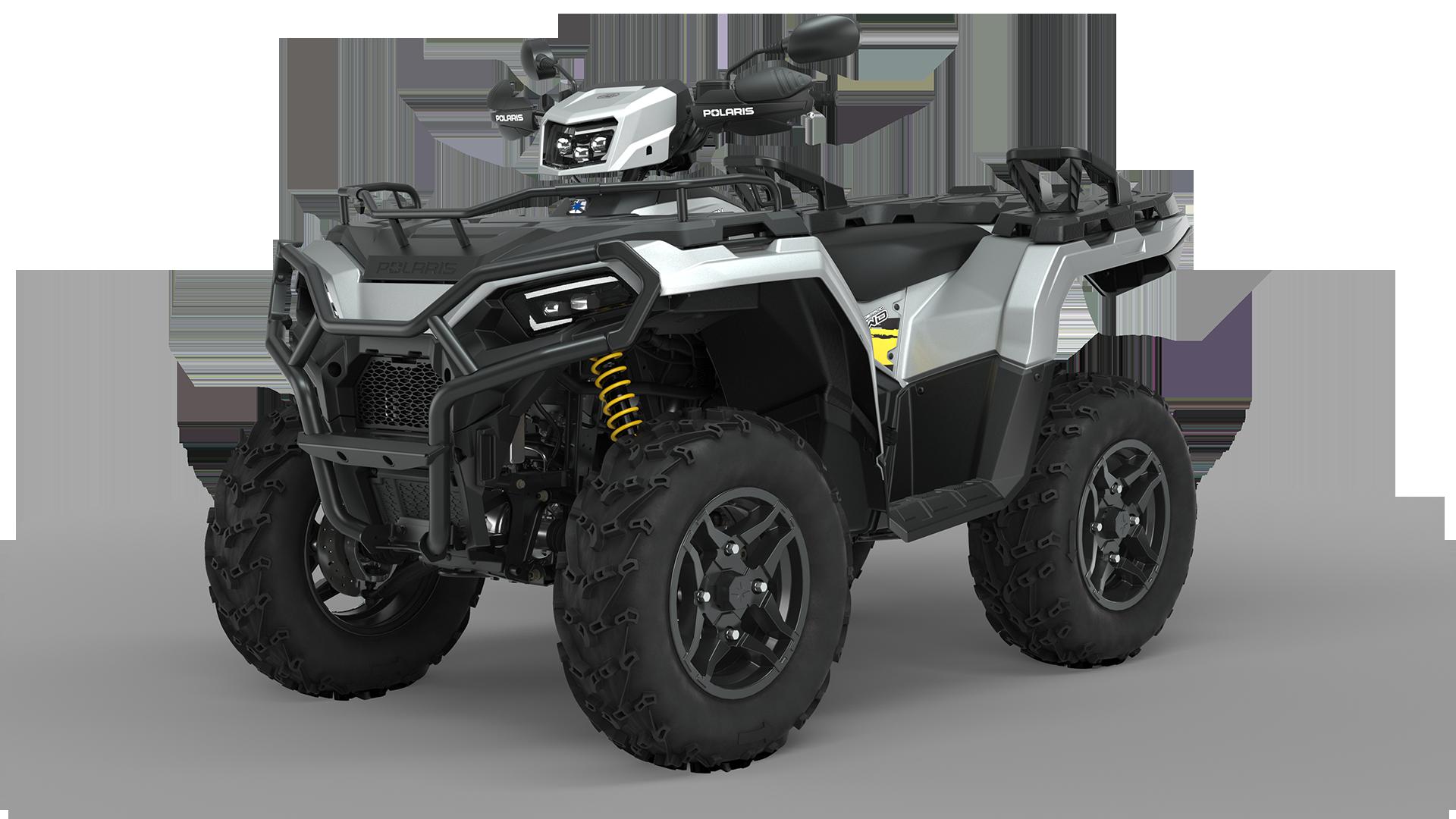 ATV Polaris Sportsman 570 Öhlins 2022