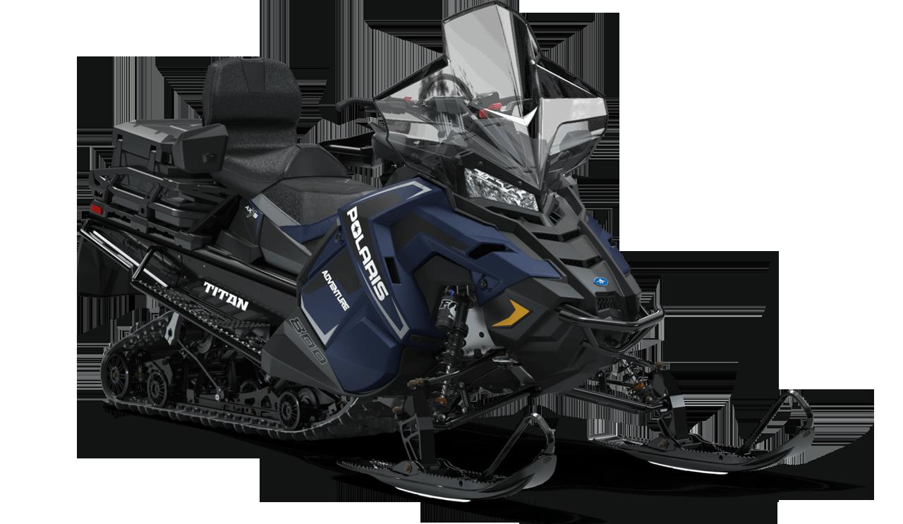 800 TITAN Adventure 155 2022